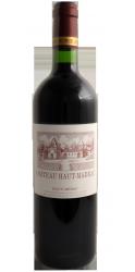 Château Haut-Madrac 2010 (1/2)
