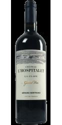 Château l'Hospitalet Grand Vin 2013, Gérard Bertrand