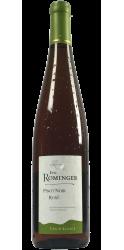 Pinot Noir Rosé 2013, Domaine Eric Rominger