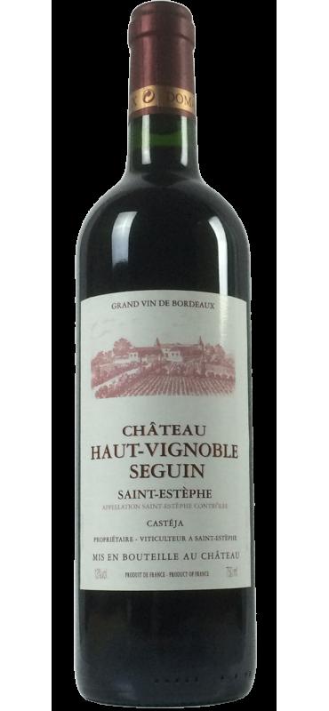 Château Haut Vignoble Seguin 2013