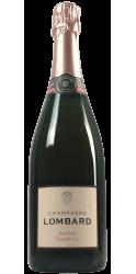 Champagne Lombard Rosé 1er Cru, Maison Lombard
