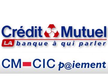Paiement sécurisé Crédit Mutuel